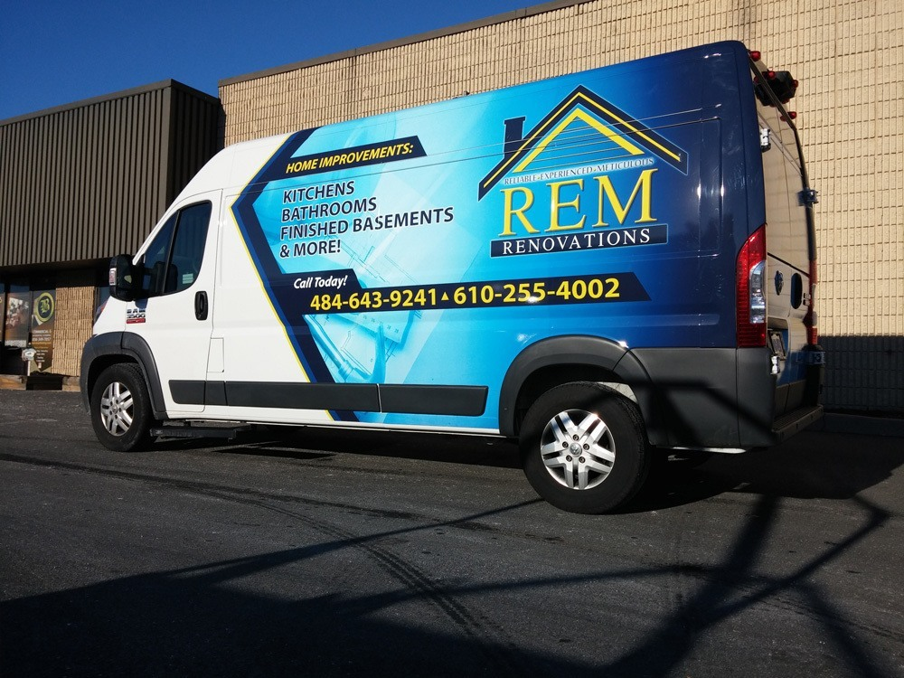 Best Vehicle Wraps Raleigh Nc Commercial Vehicle Graphics